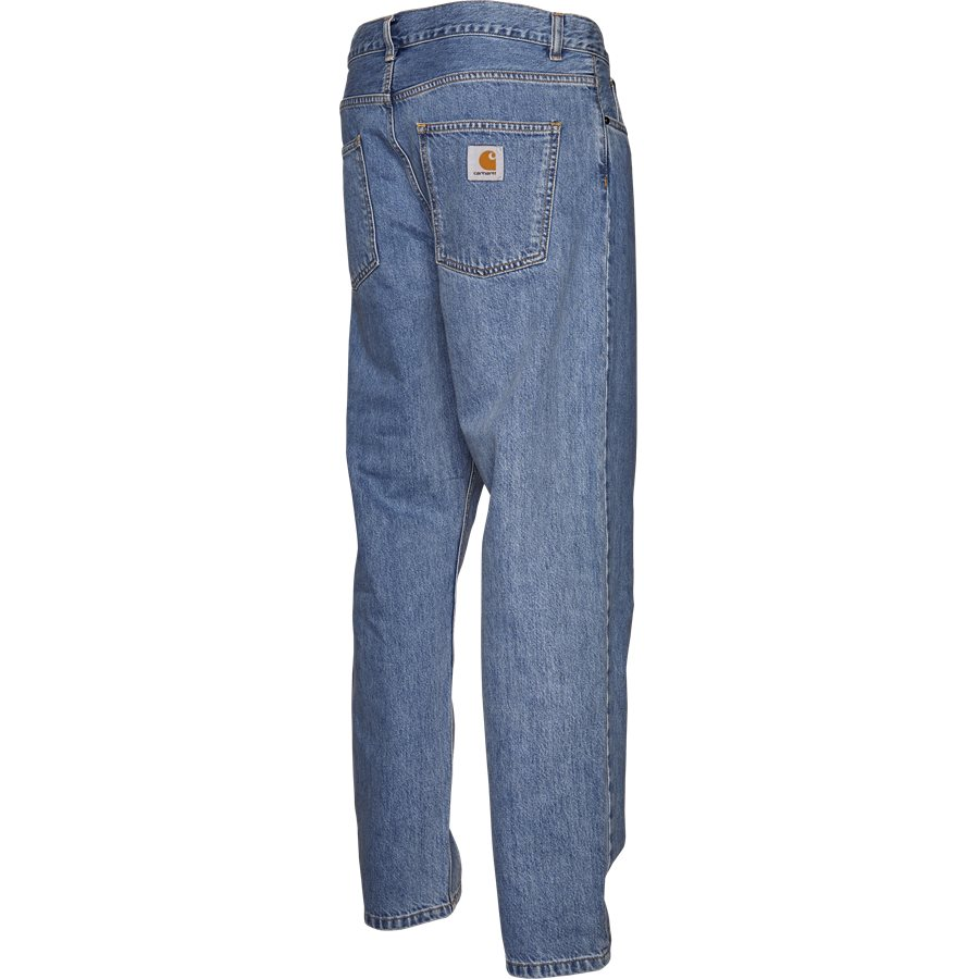 NEWEL PANT I024904 - Newel Pant - Jeans - Regular - BLUE STONE BLEACHED - 3